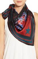 Givenchy Women's 'Ultra Paradise' Floral Silk Scarf