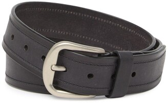 Levi's 40mm Black Belt With Tab