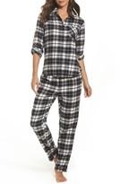 Make + Model Women's Flannel Girlfriend Pajamas