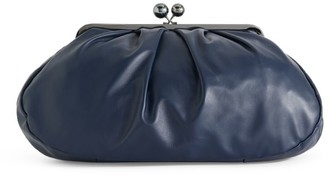 Max Mara Large Leather Pasticcino Bag