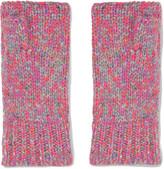 Autumn Cashmere Fingerless cashmere gloves