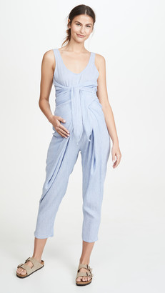 Hatch The Wrap Around Jumpsuit
