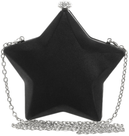 French Connection Nali Star Clutch Bag