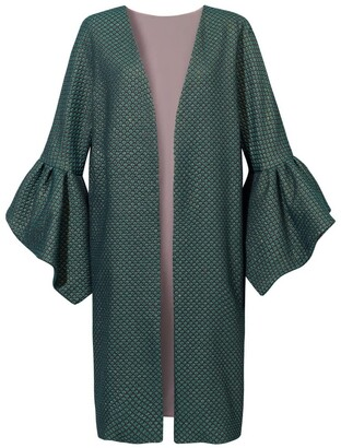 Cosel Coat Deep Green
