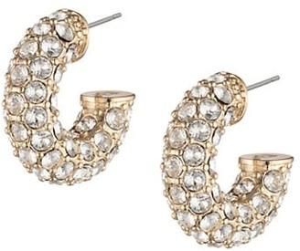 Dannijo Holiday Hoops Earrings