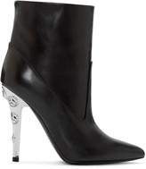 Versus Black Medusa Boots