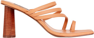 Senso Nicola Strappy Leather Sandals
