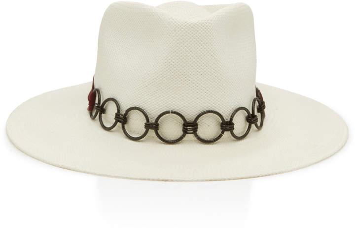1130d63e5 Studio Aguacate Straw Panama Hat