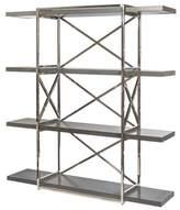 Allan Copley Designs Calista Etagere Bookcase Allan Copley Designs