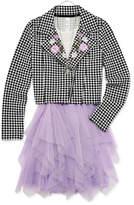 Knitworks Knit Works Jacket Dress Girls