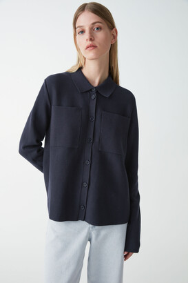 Cos Organic Cotton Cardigan