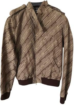 Jeremy Scott Beige Cotton Jacket for Women