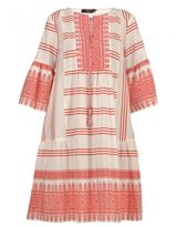 Max Mara Cotton And Silk Dress