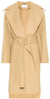 Chloé Stretch wool coat