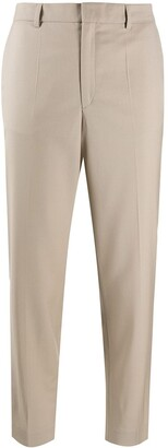Filippa K Emma cropped straight trousers