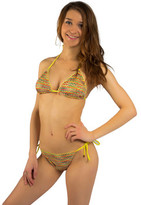 Kiwi Multicolor Triangle Swimsuit Elodie Molly MULTICOLOUR