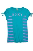 Roxy 'Wave' Rashguard (Big Girls)