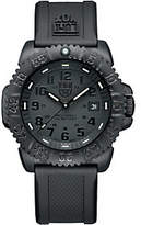 Luminox Men's Navy Seal Blackout Colormark Watch