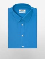 Calvin Klein X Fit Ultra Slim Fit Cotton Stretch Dress Shirt
