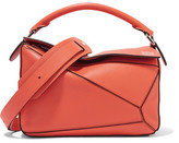 Loewe Puzzle Small Leather Shoulder Bag - one size