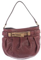 Brunello Cucinelli Leather Crossbody Bag