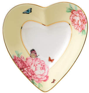 Royal Albert Miranda Kerr Joy Heart Tray 13cm