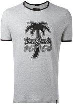 Marc Jacobs tropical print T-shirt