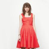 Maje Technical knit dress
