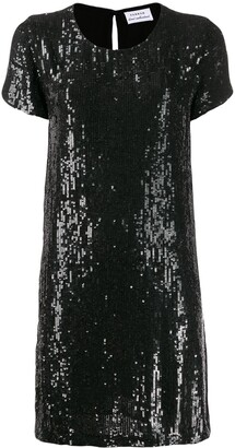 P.A.R.O.S.H. sequin disco dress