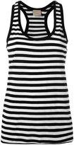 Laneus striped top