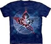 The Mountain Men's Pentagram Dragons T-Shirt