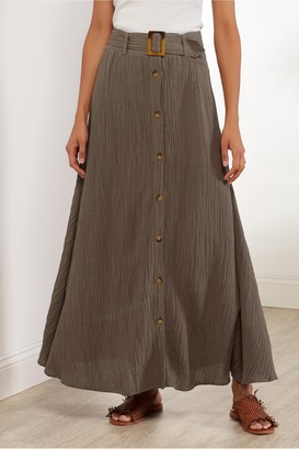 Petites Soft Breeze Skirt