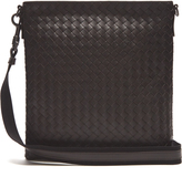 Bottega Veneta Intrecciato leather cross-body bag