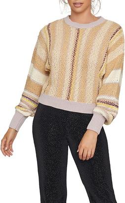 Lost + Wander Star Dust Sweater