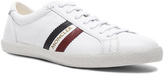 Moncler Old School Leather Sneakers