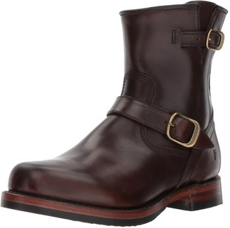 Frye Men's John Addison Inside Zip Engineer Boot