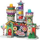 D56 Department 56 North Pole Yummy Gummy Gumdrop Factory