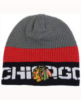 Reebok Chicago Blackhawks Player Knit Hat