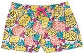 Gymboree Pineapple Sun Shorts
