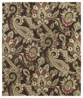 Kaleen Rugs Helena Collection 3204-40 Chocolate Hand Tufted 10' x 14' Rug