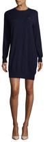 Love Moschino Ribbed Sweater Dress