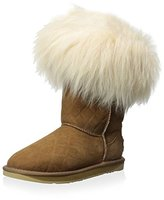 Australia Luxe Collective Women's Foxy Shearling Short Quilted Boot