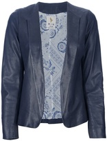 MiH Jeans 'The Leather' blazer