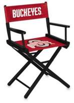 NCAA Ohio State University Table Height Director's Chair