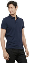 Kenneth Cole Pique Polo W/ Tipping