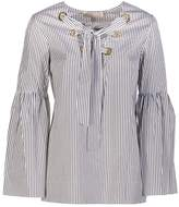 MICHAEL Michael Kors Striped Tunic Top