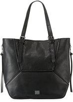 Kooba Crawford Leather Tote Bag, Black