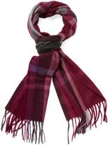Saks Fifth Avenue Women's Stripe Cashmere Scarf