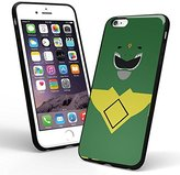 Power Rangers Green Power Ranger Mighty Morphin Art for Iphone Case and Samsung Galaxy Case (iphone 6/6s black)