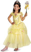 Disguise Yellow Belle Deluxe Dress - Toddler & Girls